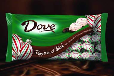 Dove Peppermint Bark