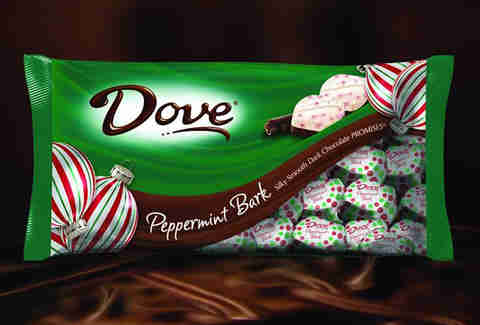 Dove Peppermint Bark