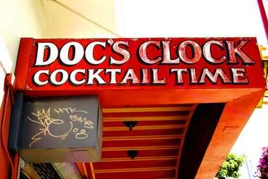 Doc's Clock