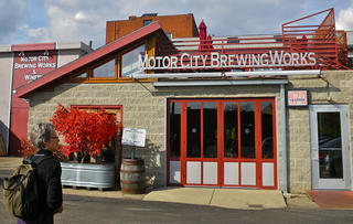 Motor City Brewing Works Inc