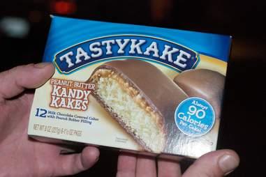Peanut Butter Kandy Kakes