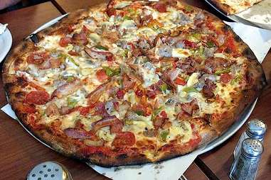 New Haven pizza