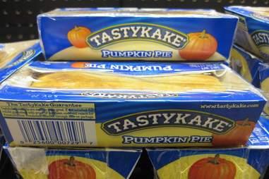 Tastykakes pumpkin pie