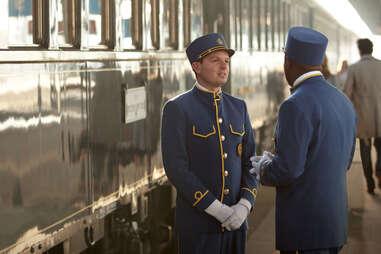 The Venice-Simplon Orient Express