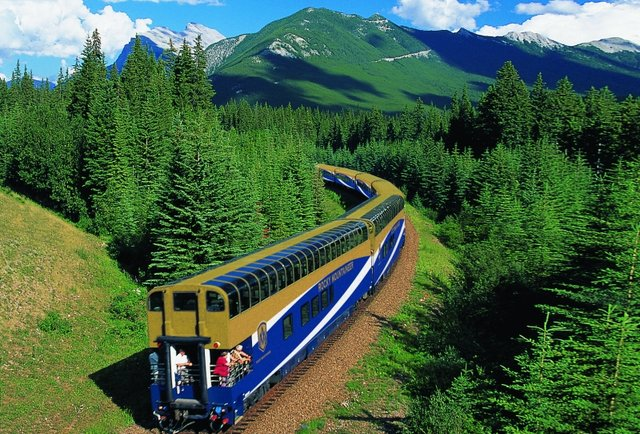 All aboard: the world\'s most amazing train trips