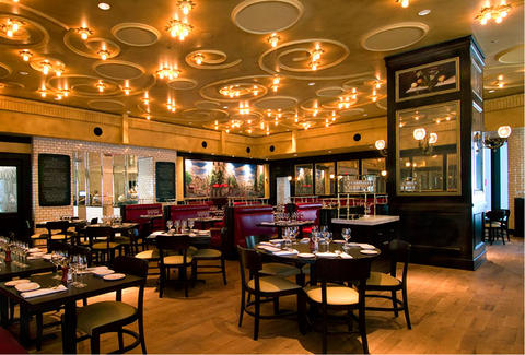 Bistro Niko Interior Buckhead Life Restaurant Group