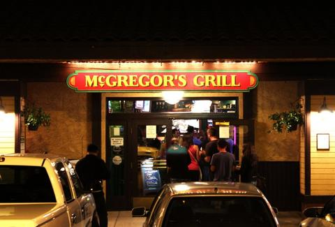 McGregor's Grill and Ale House BNOYL Party Dinner SD