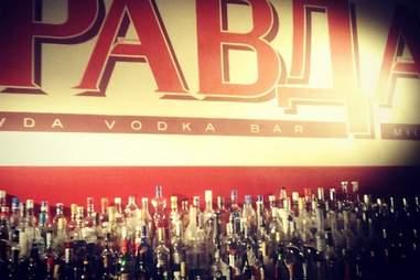 Toronto Cocktail Bars Pravda Vodka Bar