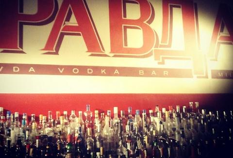 Toronto Cocktail Bars Pravda Vodka Bar