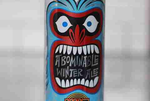 Abominable Winter Ale