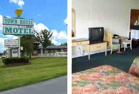 Town House Motel -- Tupelo, MS