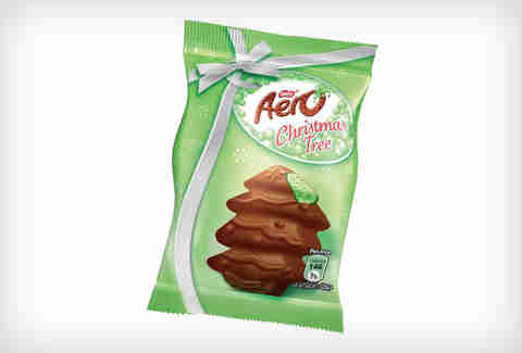 Aero Christmas tree candy