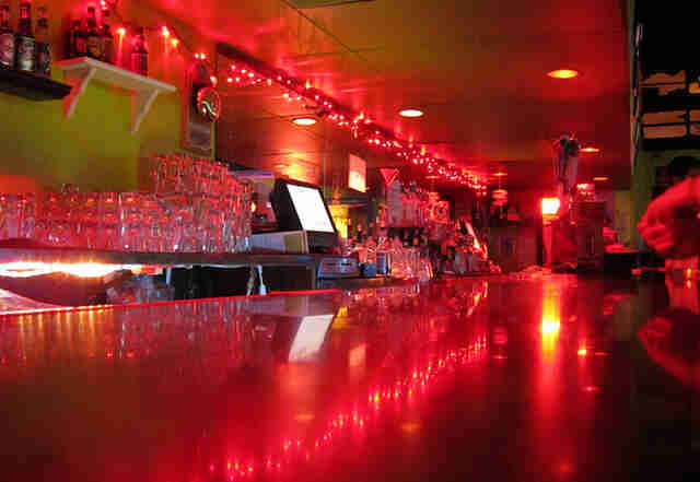 The Best Dive Bars In Denver Neighborhood Guide To Dive Bars - Map of dive bars in us