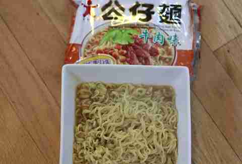 Doll Instant Noodle