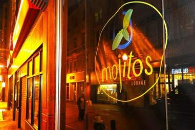 Mojito's Latin Lounge & Nightclub  BNOYL Clubs Boston