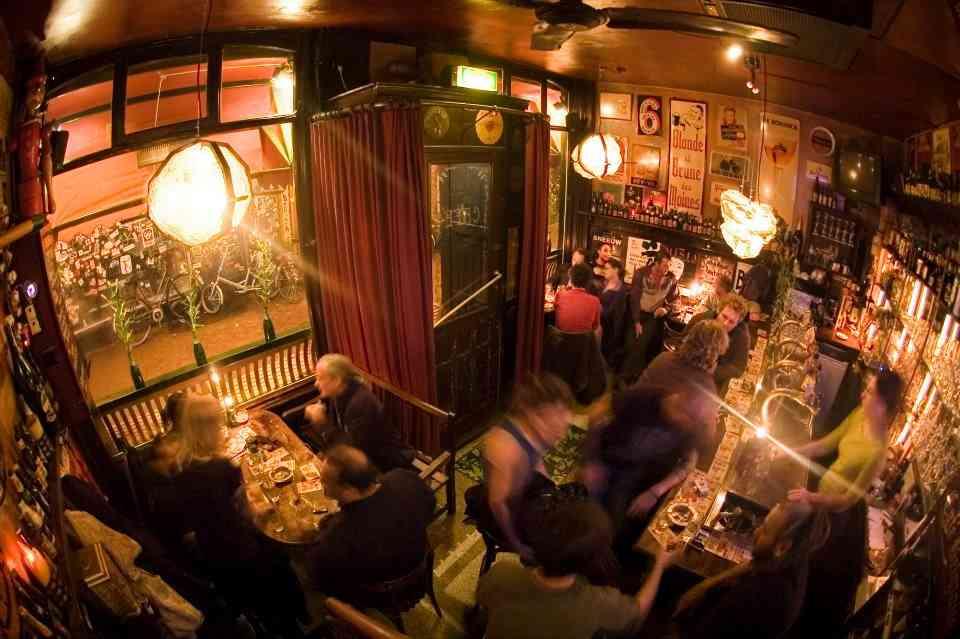 The 8 coolest bars in Amsterdam - Thrillist