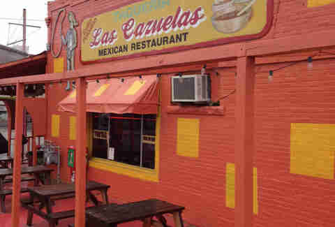 Las Cazuelas BNOYL Late Night Austin