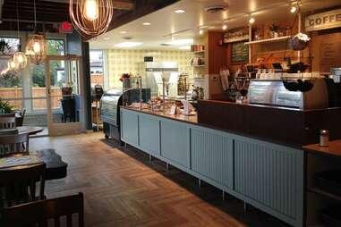 Honey & Rye Bakehouse interior