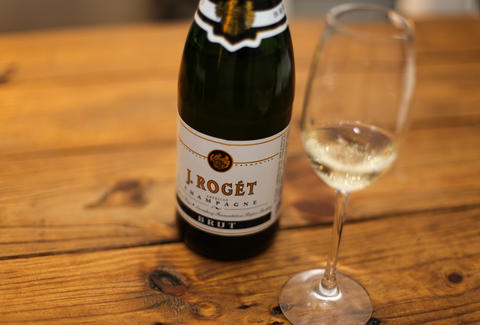 j roget american champagne
