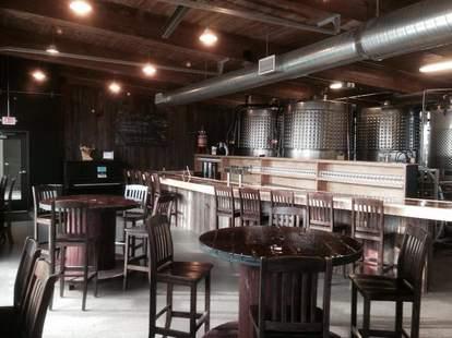 Sociable Cider Werks interior