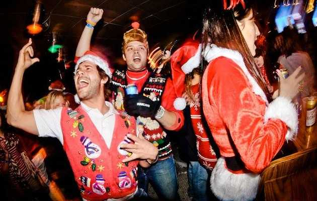 The Weekend Playbook: Tinsel, tassels, and a St Paul Santa Crawl