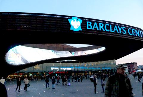 Barclays Center NYC