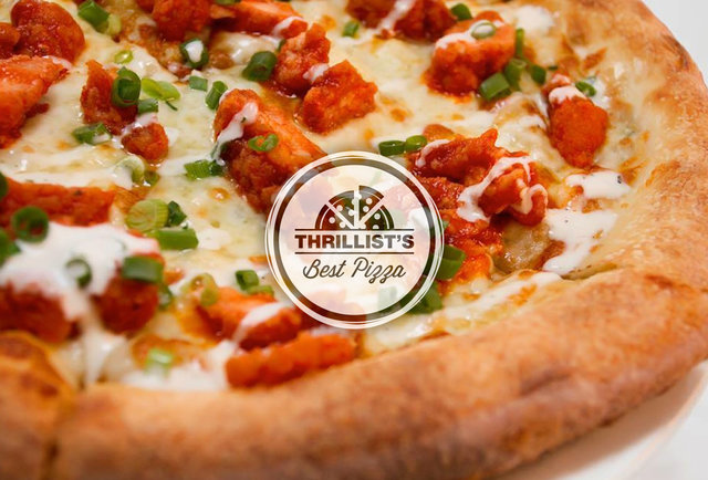 That\'s not Vegas\'s best pizza. This is Vegas\'s best pizza.