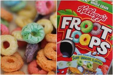 box of Froot Loops