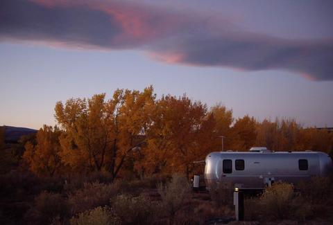 shooting star airstream trailer