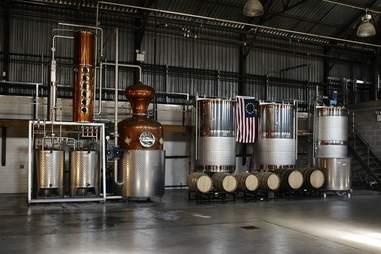 New York Distilling Co. in Williamsburg