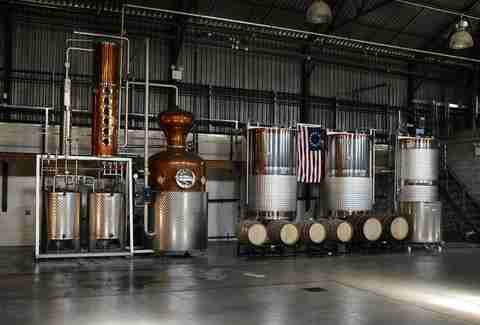 New York Distilling Co. in Williamsburg