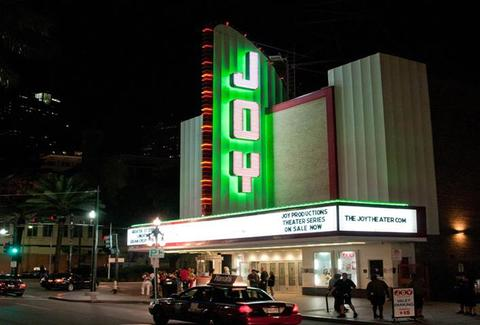 Joy Theater New Orleans