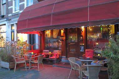 Great 8 Restaurants Amsterdam Café Kadijk
