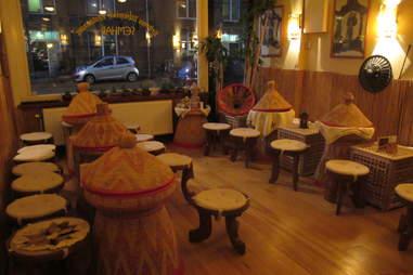 Great 8 Restaurants Amsterdam Semhar