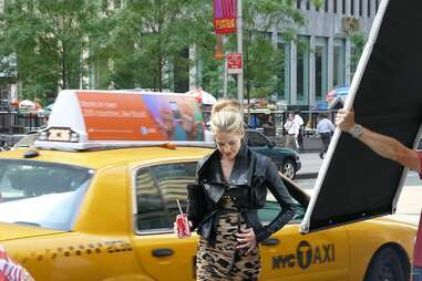 model in NYC