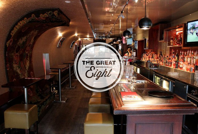 The 8 coolest bars in Amsterdam