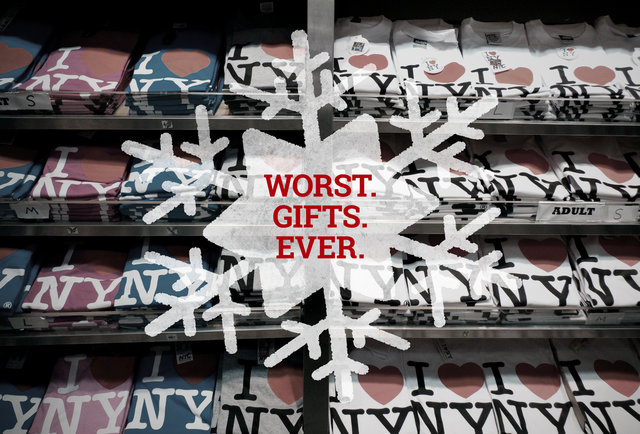 The worst possible presents to bring back from your vacation