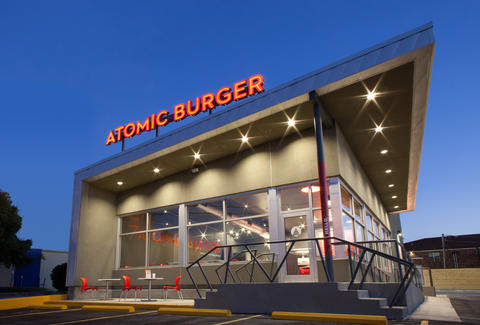 Atomic Burger NOLA