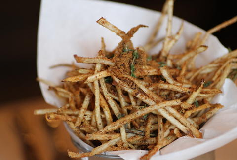 jerky fries sweet chick new york