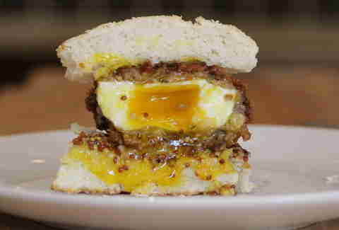 scotch egg biscuit sandwich empire new york