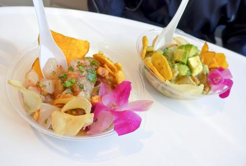 Ceviches Montreal