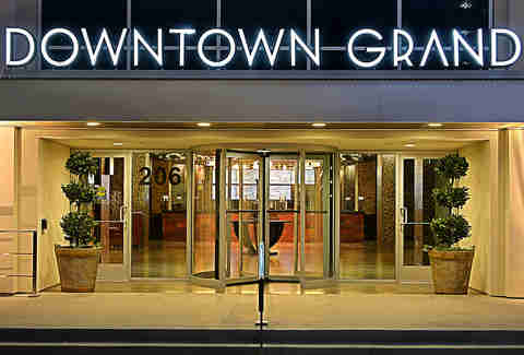 Downtown Grand exterior
