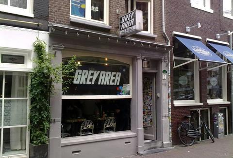 Grey Area Coffeeshop Amsterdam