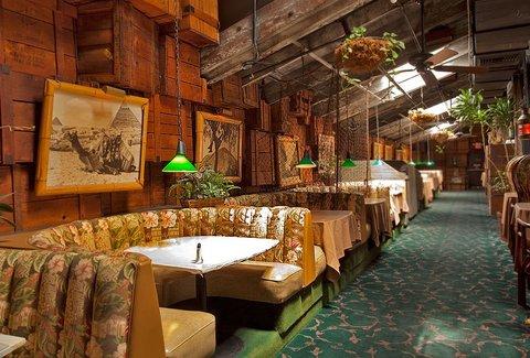 Warehouse restaurant marina del rey