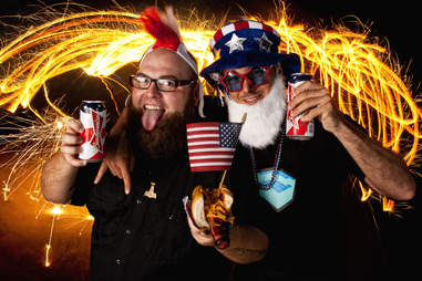 Patriotic Americans