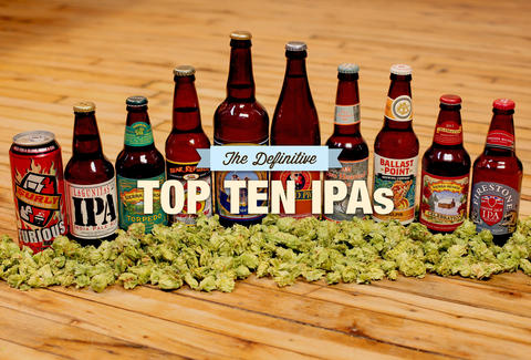 top ten ipas
