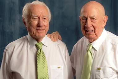 Waffle House founders