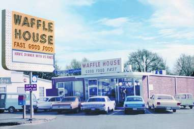 Original Waffle House location