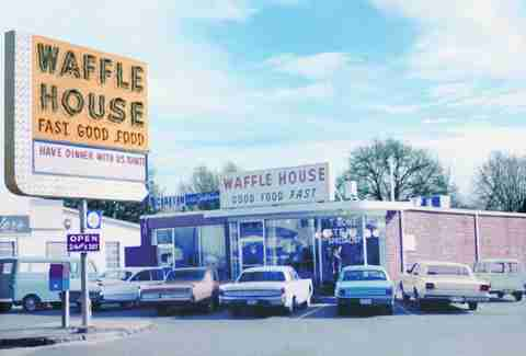 Original Waffle House location