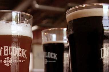 Day Block Brewing Co beers